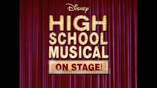 Breaking Free INSTRUMENTAL - Stage Song (High School Musical)