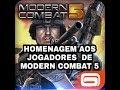 Homenagem Aos Jogadores De MC5 Homage To All MC5 Players تحية ل MC5 اللاعبين