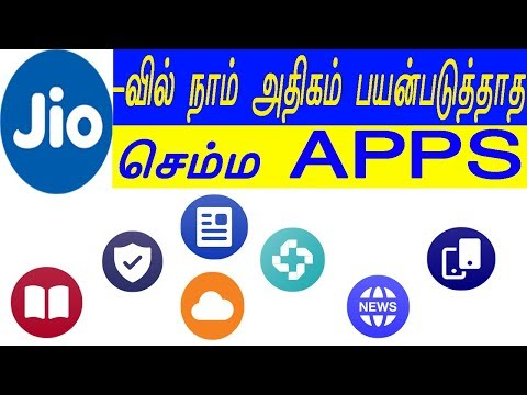 Jio Apps Review