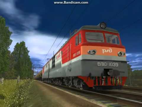 ВЛ10-1039 - Trainz Simulator 12 |