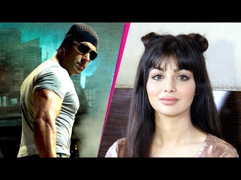 Ayesha Takia talks about her Wanted co star Salman Khan's upcoming film, Tubelight