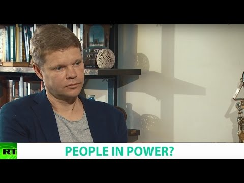 PEOPLE IN POWER? Ft. Alexander Baunov, Senior Associate at the Carnegie Moscow Center