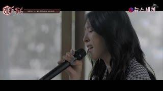 enewstv 프로듀스 101 보아, 봄비 라이브 공개! ′국민 프로듀서 대표 맞네′ 151119 EP.2