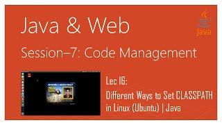 different Ways to Set CLASSPATH in Linux (Ubuntu)  Java