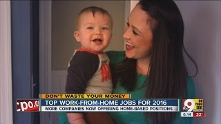 Here s where to find a good, high-paying, work-at-home job