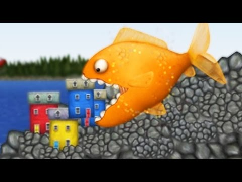 STUPID FISH GAME! (Random Crap Friday)