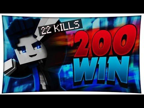 22 Kills + 200. Win