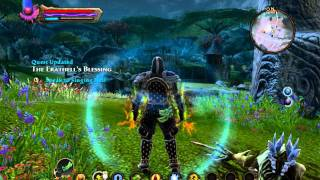 kingdoms of amalur the erathells blessing walkthrough