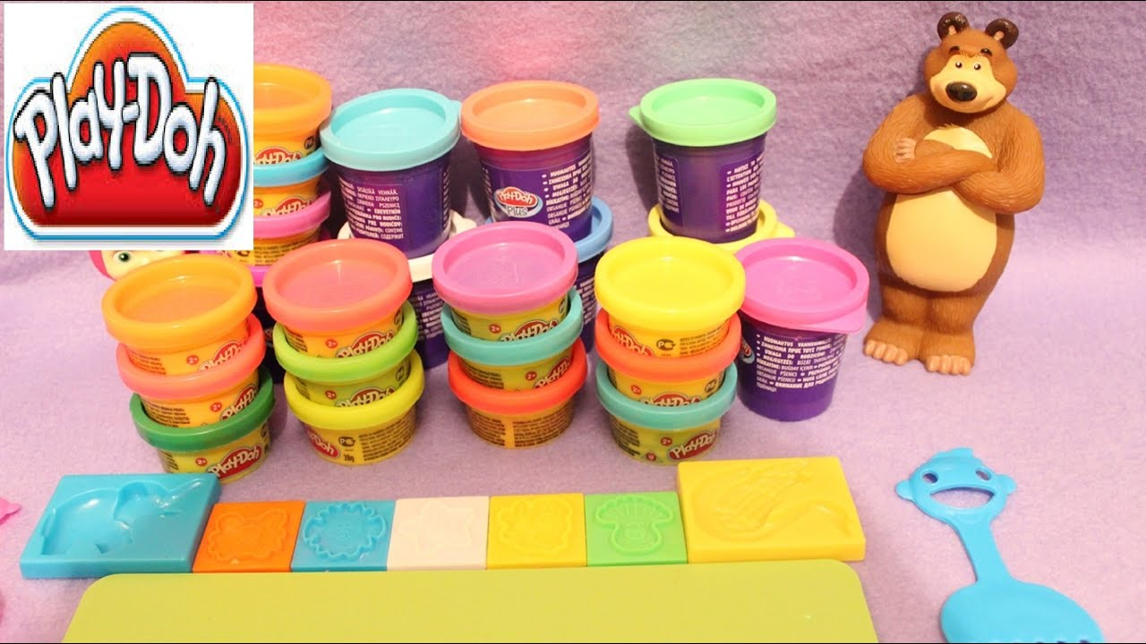 Play Doh modeling clay to form Play -Doh modeling clay to form ...