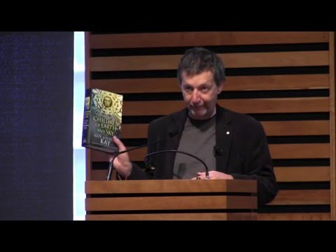 Guy Gavriel Kay | May 11, 2016 | Appel Salon
