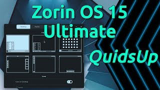 Zorin OS 15 Ultimate Linux Review - Great for new users