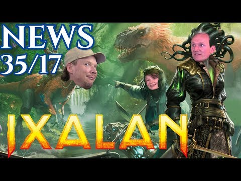 Magic News 35 Ixalan deutsch traderonlinevideo MTG Trader TOV