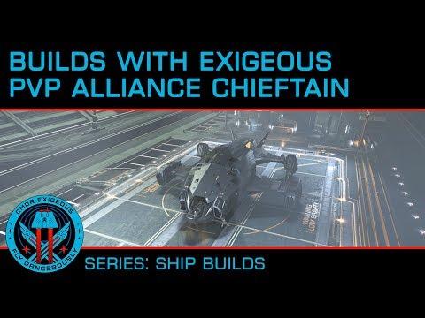Ship Builds: Meta PvP Alliance Chieftain