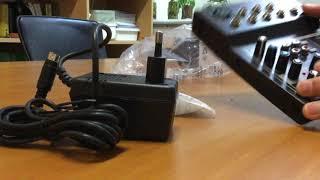 사사의 NEBOX 170. 맥키의 MIX5 (콘솔/믹서…
