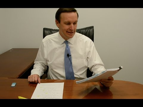 Chris Murphy Reviews the Republican Health Care Bill