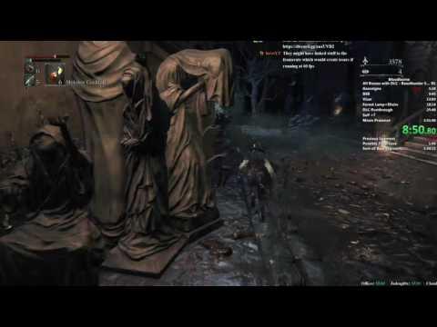 Bloodborne All Bosses Beasthunter Saif Speedurn