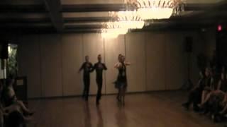 Salsa Québec - Studio Blue Mambo présente - Gala Mambo Royal 2012 - Troupe Pro-Am