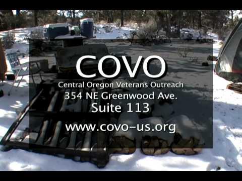 Homeless of Central Oregon - COVO Outreach