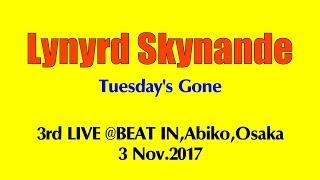 "3rd live M08 Live performance of Japanese ""Lynyrd Skynyrd"" tribute ..."