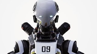 ROBO RECALL Trailer (2017 - Epic Games)
