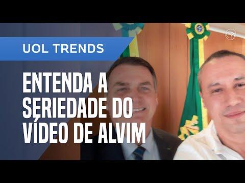 ROBERTO ALVIM USOU FALAS DE GOEBBELS, MINISTRO DE HITLER | UOL TRENDS