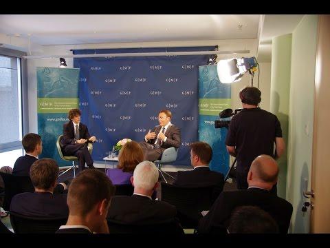 A Transatlantic Talk with Thomas Oppermann on U.S.–German Relations since the Snowden Revelations