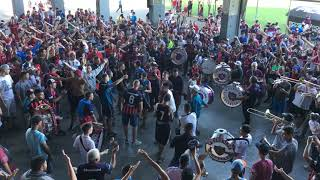 San Lorenzo 0 A. Tucumán 2 Que te pasa quemero