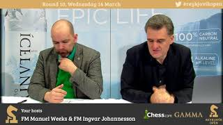2016 Reykjavik Open Round 10