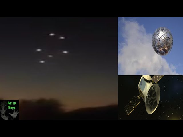 FLEET of ET UFOs Materialize On VIDEO & NASAs TESS Satellite Makes A HUGE Discovery! 9/26/2018