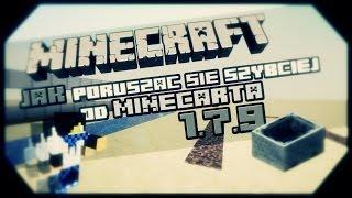 Minecraft: Tricki & Ciekawostki - Jak poruszać się SZYBCIEJ w Minecraft ! [1.8.x] [PL] [UPDATE!]