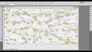 Як створити растрове зображення в Digitals