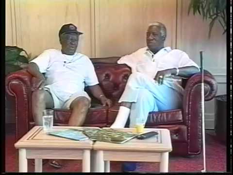 Milt Hinton interview by Joe Williams - 5/31/1995 - Caribbean