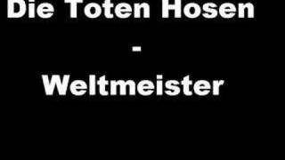 Toten Hosen - weltmeister - cover - unplugged