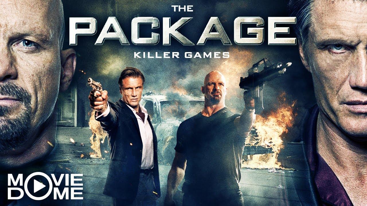 Download The Package - Killer Games -  ganzen Film kostenlos schauen in HD bei MovieDome