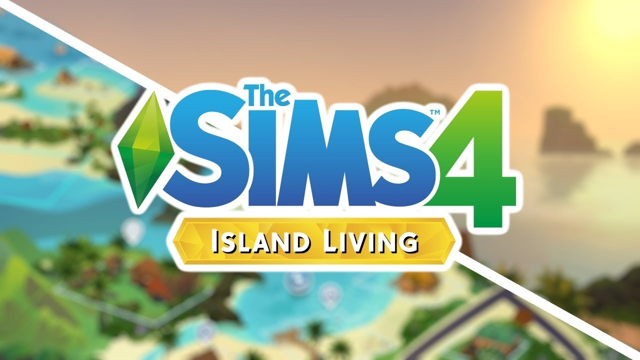 Sims 4 Island Living World and Townies Overview | Sulani