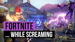 FORTNITE | PLANKERTON - ... WHILE SCREAMING [Quest]