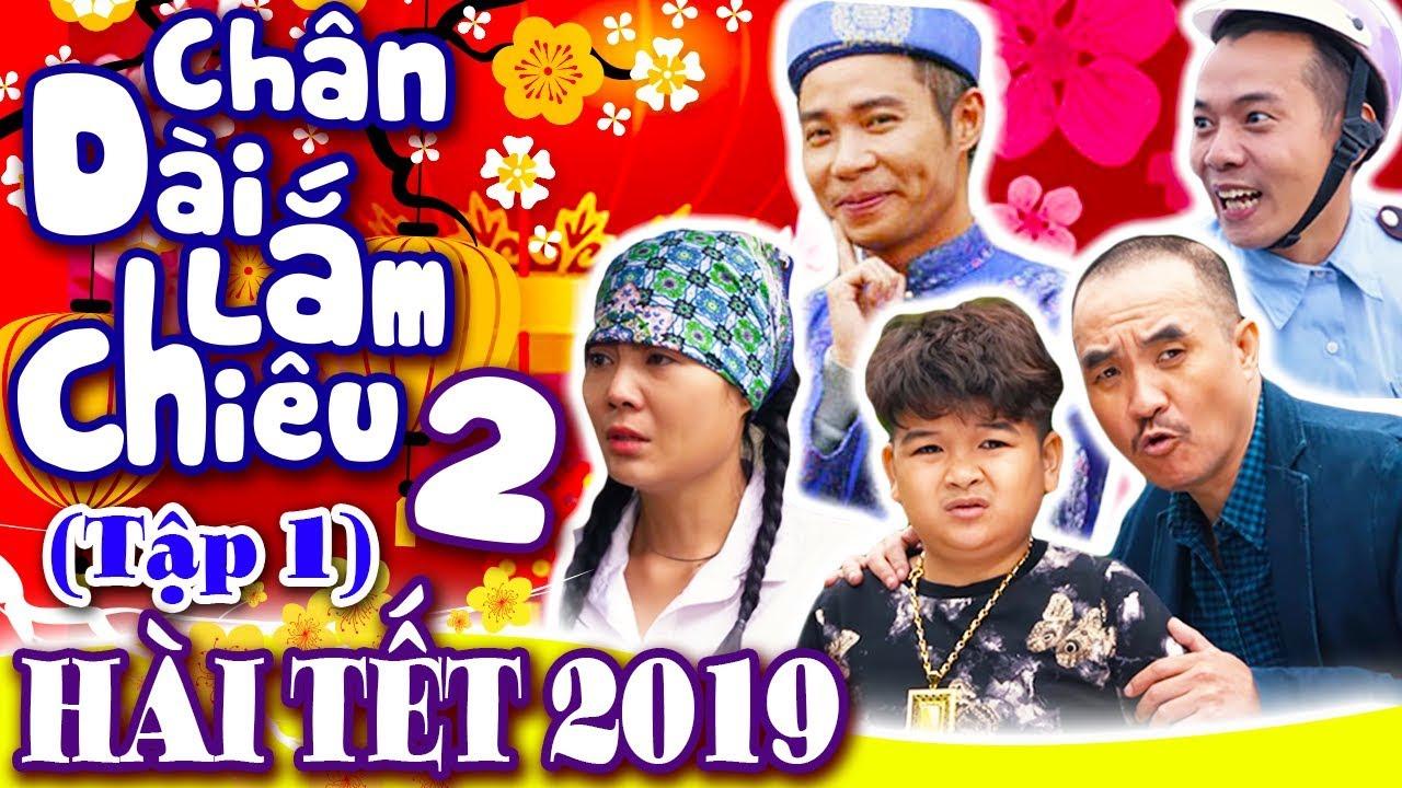 Phim Hài Tết 2019 | Chân Dài Lắm Chiêu 2 | Hài Tết Mới Nhất 2019 – Phim Hay Cười Vỡ Bụng