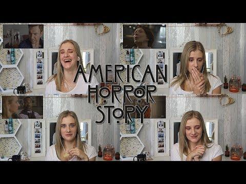 "American Horror Story: Apocalypse Season 8 Episode 6 ""Return To Murder House"" | REACTION!"
