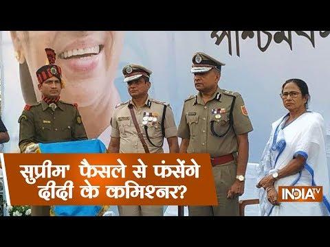 Kolkata Police-CBI face-off: