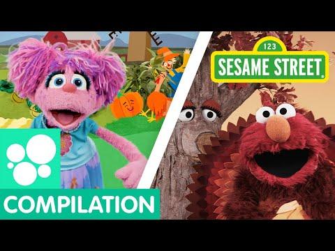 Sesame Street: Celebrate Thanksgiving! | Thanksgiving Songs Compilation
