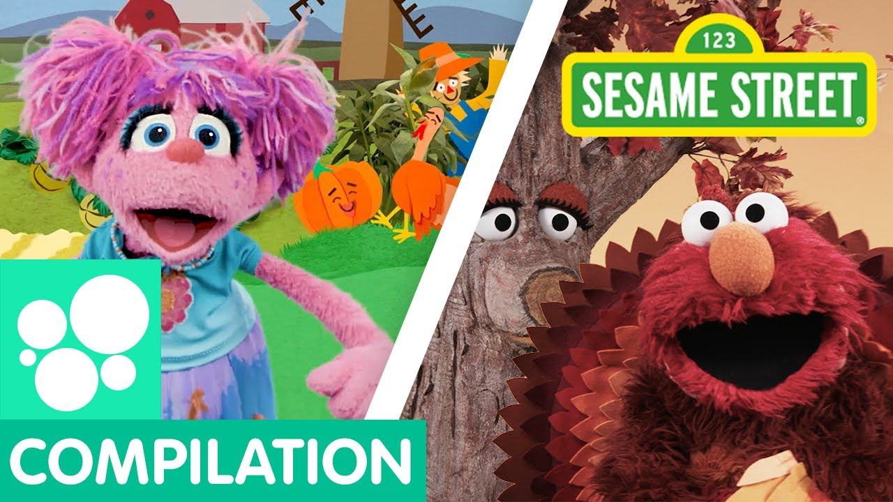 It is a graphic of Invaluable Sesame Street Images
