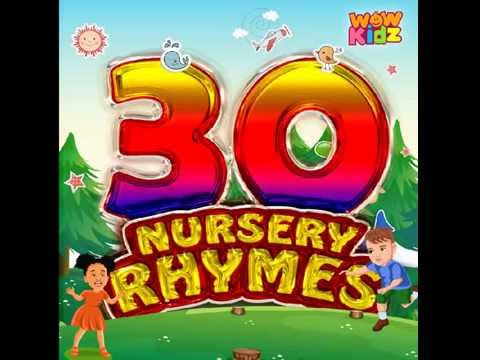 30 Nursery Rhymes Sung By Kids | Non-Stop Audio for Kids