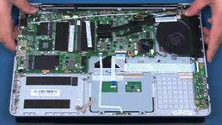 Lenovo U410 complete disassembly guide