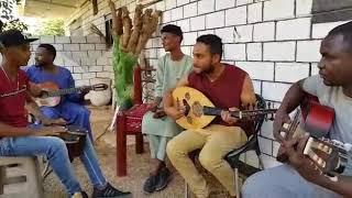 السودان جميل _ ياخ والله احلى شباب_ عيونك علمن عيني بكاء الخنساء