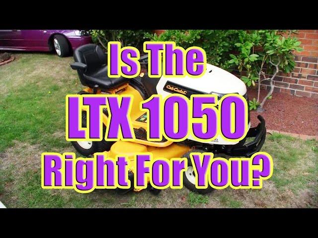 Cub Cadet Ltx 1050 Kh Lawn Tractor | Cub Cadet Lawn Tractors