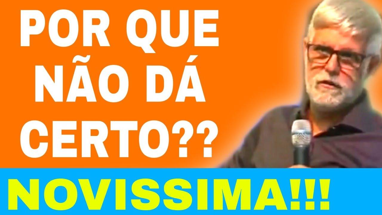 Cláudio Duarte / PORQUE VOCÊ NÃO É FELIZ! / pastor cláudio duarte / claudio duarte 2020 / NoAlvo