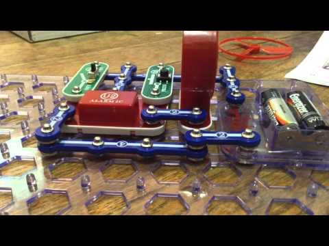 snap circuits sc 100 review rh youtube com
