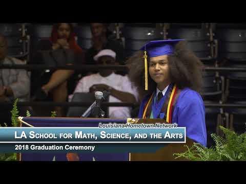 LSMSA Graduation 2018