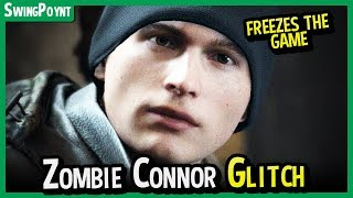 Detroit Become Human - Zombie Connor Glitch That BREAKS THE GAME