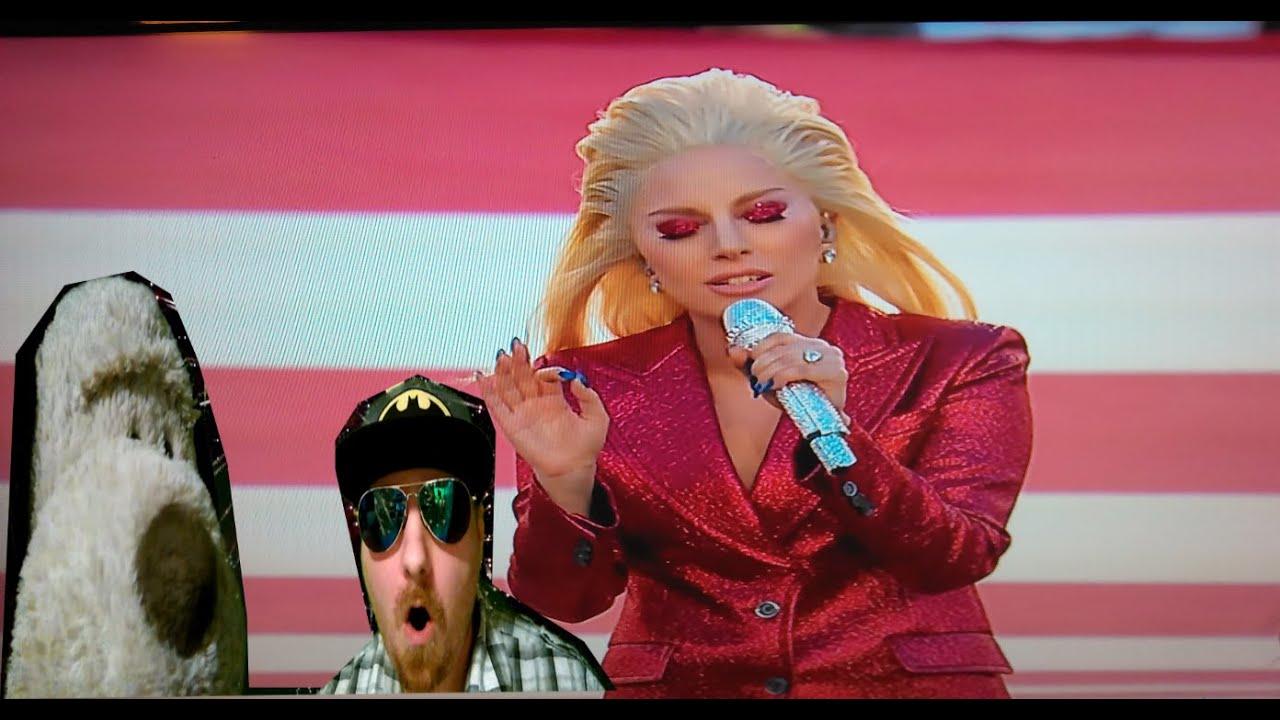 REVIEW Lady Gaga Performs National Anthem At Super Bowl 50 ...